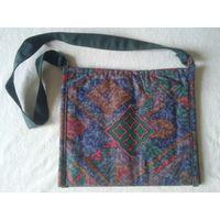 Винтажная сумка в азиатско-восточном стиле, новая
