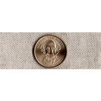 1 доллар 2013 США 8-й президент Мартин Ван Бюрен /(Sh)