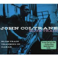 Фирменный компакт-диск John Coltraine - Blue Train