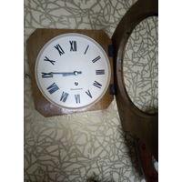 Часы настенные с рабочим механизмом