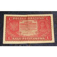 Польша, 1 Марка 1919