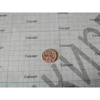 Монета Двуденарий 1570 ВКЛ Погоня