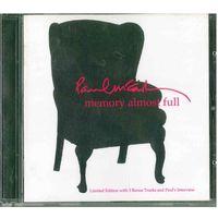 CD Paul McCartney - Memory Almost Full (2007)