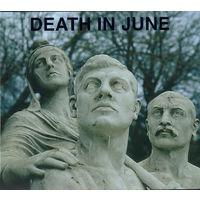 """Death In June """"Burial"""" Digipak-CD"""