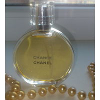 Chanel Chance PARFUM - настоящие французские духи, пробирка на 1 мл
