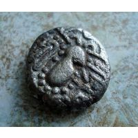 Северная Индия (Афганистан). Индо-Сасаниды. Gadhaiya Paisa. Драхма. 9-11 век н.э.