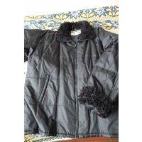 Мужская утепленная куртка, р. XL