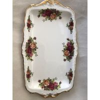 Блюдо Royal Albert Old Country Roses 30*17см