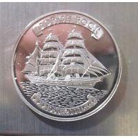 Того. 500 франков 2000. Серебро (387)