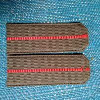 Погоны общевойсковые младшего офицерского состава ВС РБ  образца 1998 года. (плетение галуна - прапорщик)