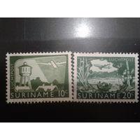 Суринам 1965 стандарт, авиапочта автономия Нидерландов