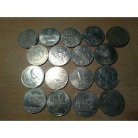 Сборка юбилейных рублевых монет