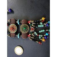 Очень красивое ожерелье ручной работы