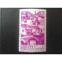 Марокко 1947 стандарт, архитектура
