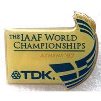 Чемпионат мира по легкой атлетике Афины-97