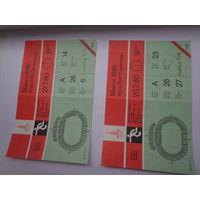 Билеты олимпиада 80 футбол Минск