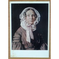 Христиа Альбрехт Енсен. Женский портрет. 1978 г.