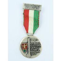 Швейцария, Памятная медаль 1966 год .  (1661)