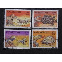 Казахстан 1994 г. Фауна.