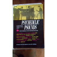 Книга Psychedelic Psounds. UK 1994 редкая