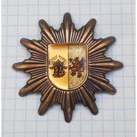 Кокарда полиции Германии