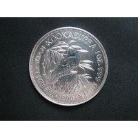 Австралия 5 долларов 1990 года.
