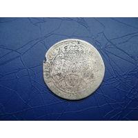 6 грошей (шостак) 1667 (4)