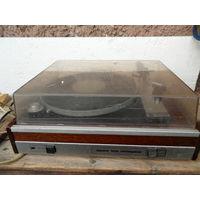 Электропроигрыватель Вега 106 стерео стол Unitra G600 В головка ГЗМ-105