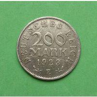 200 марок 1923 года