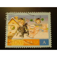 Словения 2007г. Рождество