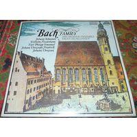 Ars Rediviva Ensemle - Bach Family: Ars Rediviva Ensemle Milan Munclinger (2 LP's)