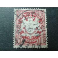Германия Бавария 1881 герб