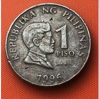 02-23 Филиппины, 1 писо 1996 г.