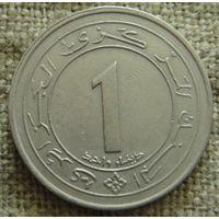1 динар 1987 - 25 лет Независимости Алжир