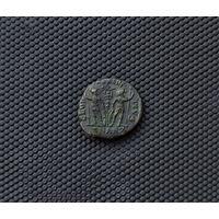 Констанций II. Римский штандарт 337-361гг