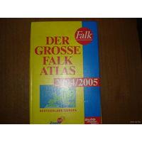 DER GROSSE FALK ATLAS   2004/2005