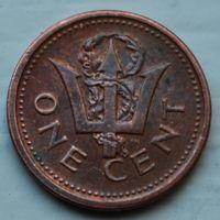 Барбадос, 1 цент 2007 г