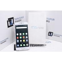 "Золотистый 5.5"" MEIZU M5 Note 16GB (х8, 3Gb ОЗУ, 1080х1920). Гарантия"