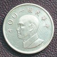 1 доллар 2011 ТАЙВАНЬ