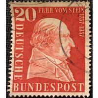 ЦІКАВІЦЬ АБМЕН! 1957, Генрых Фрайхер фон Штэйн, 20 пфенігаў
