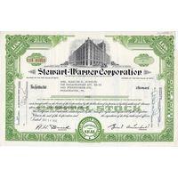 Stewart-Warner Corporation, США