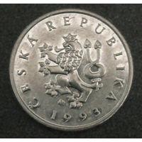 1 крона Чехия.1993г.