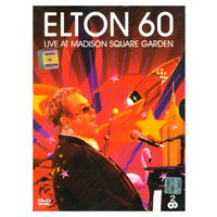 Elton John - Elton 60: Live At Madison Square Garden (2 DVD)