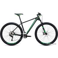 Велосипед Cube LTD SL 27.5 (черный, 2017) Размер рамы 18