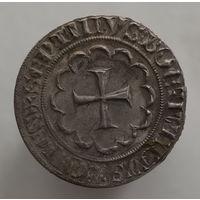 Tripoli Crusader coins Bohemond VII (1275-1287) 12 Deniers