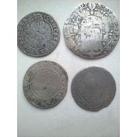 Сборный лот монет ВКЛ.