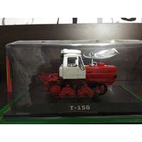 Тракторы: история, люди, машины 122 - Т-150