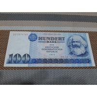 ГДР 100 марок 1975