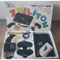 Игровая консоль приставка ZHILITON, комплект