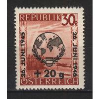 Австрия 1946 Mi# 771 (MNH**)